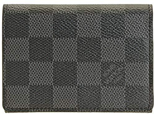 [ルイヴィトン] LOUIS VUITTON 名刺入れ カードケース LV メンズ レディース n63338 [並行輸入品]
