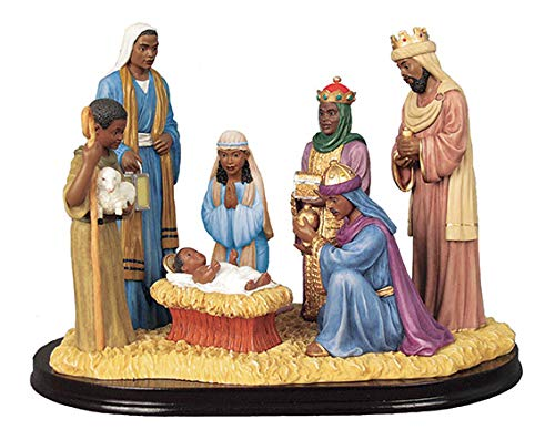 Nativity Set African American