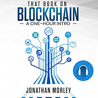 That Book on Blockchain: A One-Hour Intro audiobook cover art