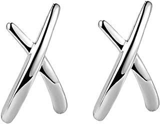 Best x shaped earrings Reviews