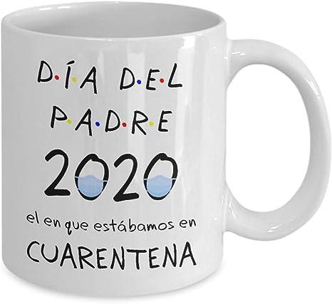 En El Que Estuvimos En Cuarentena Taza Graciosa Para Cafe O Té Mug 2020