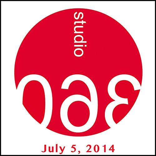 Studio 360: 07-05-2014 audiobook cover art