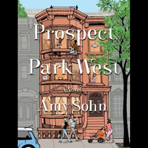 Prospect Park West audiobook cover art