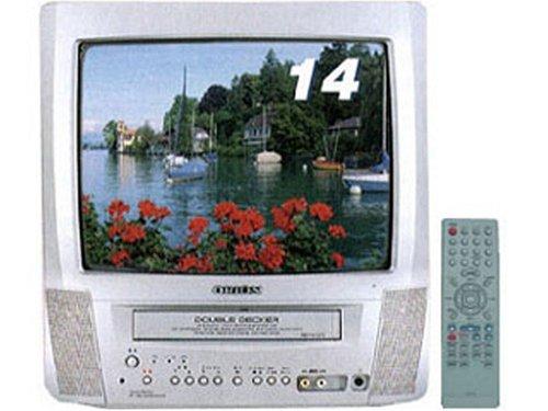 オリオン 14型 モノラル テレビデオ 14VR6