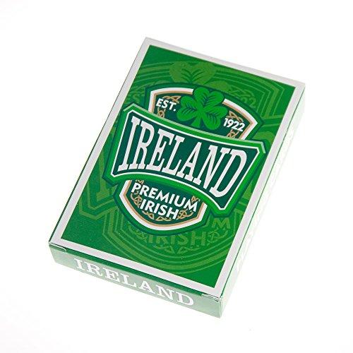 Carrolls Irish Gifts Ireland College Playing Cards