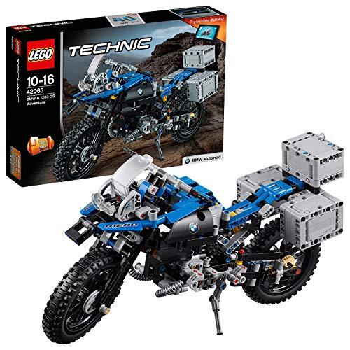 LEGO Technic - BMW R 1200 GS Adventure (42063) Juego de construcción