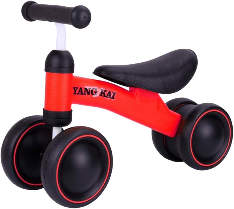 tienda de bajo costo Mysida Mysida Mysida Kids' Bikes Baby Balance Bike Aprenda a Caminar Obtenga Balance Sense Sin Pedal Pedalería Juguetes para Niños Baby Toddler 1-3 años  tienda en linea