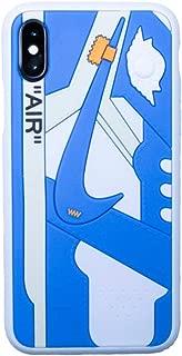 Off-White Air Jordan 1 UNC iPhone 7 | iPhone 8 Protective Case | Virgil Abloh