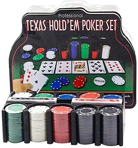 Fichas Poker 200 Marca ELGO
