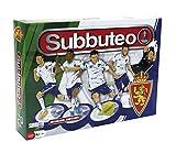 Eleven Force Subbuteo Playset Real Zaragoza (81847), Multicolor, Ninguna