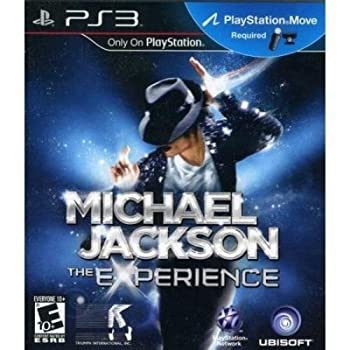 PS3 Michael Jackson  The Experience With Exclusive Bonus Track [Playstation Move Required]