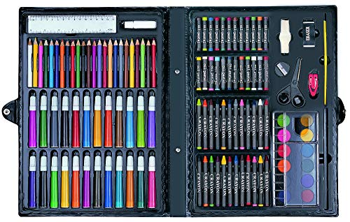 Habercrafts Set DE Arte, Colores Variados, 38x29x5