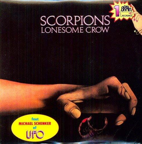 Scorpions: Lonesome Crow [Vinyl LP] (Vinyl)