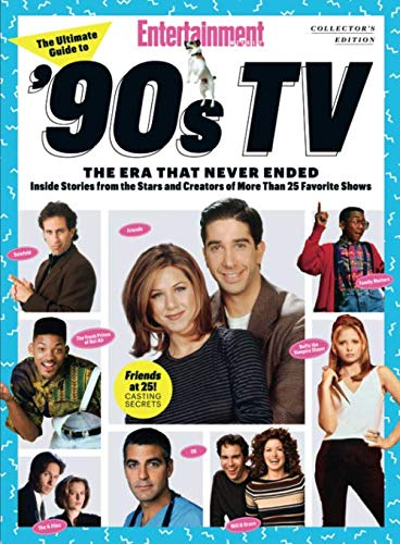 Entertainment Weekly 90's TV