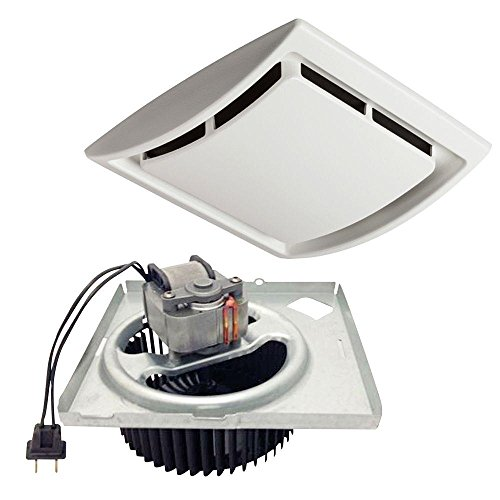 Nutone Quickit 60 CFM 2.5 Sones Bath Fan Upgrade Kit QKN60