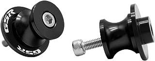 Gold Motorcycle CNC Swingarm Spools stand screws Slider para moto motocicleta M8 For Suzuki GSXR 600 750 1000 1300 Sv650 TL GSR