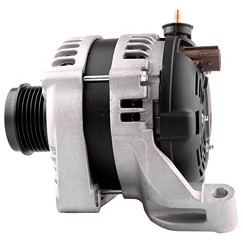cciyu Alternators 334-1406 AND0293 VND0293 Fit for Chrysler Town Country Van 2001-2007 3.3L/3.8L Voyager 2001-2004 3.3L Dodge Caravan/Grand Caravan 2001-2007 3.3L/3.8L