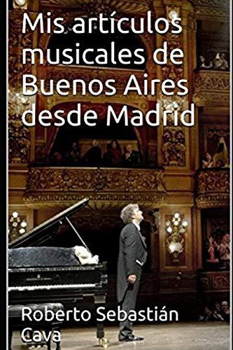 Mis artículos musicales de Buenos Aires desde Madrid: Tempo