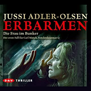 Erbarmen (Carl Mørck 1) cover art