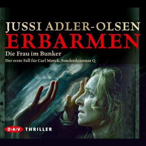 Erbarmen (Carl Mørck 1) audiobook cover art