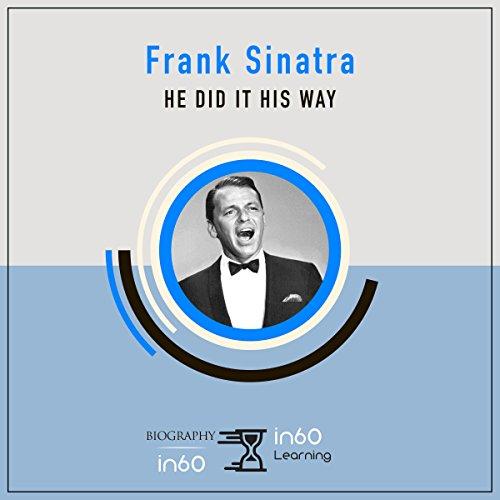 Frank Sinatra: He Did It His Way audiobook cover art