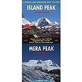 Island Peak/Mera Peak: Climbing and Trekking Map