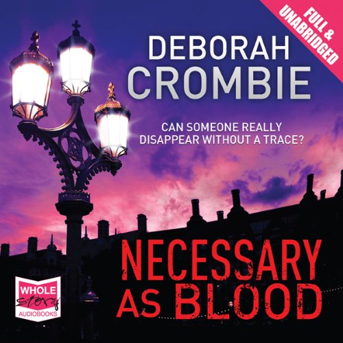 Necessary as Blood audiobook cover art