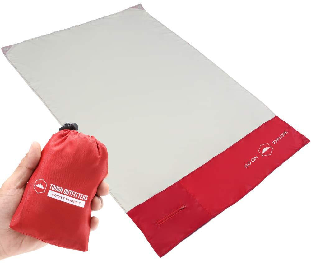 Tough Outdoors Pocket Blanket Medium