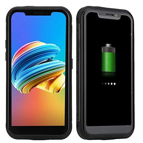 BOLORAMO Smartphone, X3 Pantalla Táctil HD Smart Touch De 5.5 Pulgadas 2MP 8MP Cámaras Duales Teléfono Móvil 3G A Prueba De Agua Tarjeta SIM Dual WiFi GPS Radio FM para Android 8.1