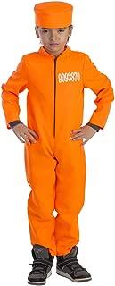 Best toddler prisoner costume orange Reviews