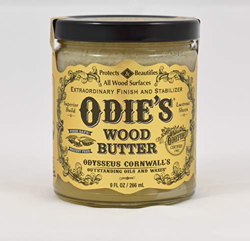 Odie's Wood Butter 9oz by Odie's Oil