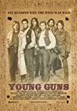 Import Posters Young Guns - Kiefer Sutherland – US Movie