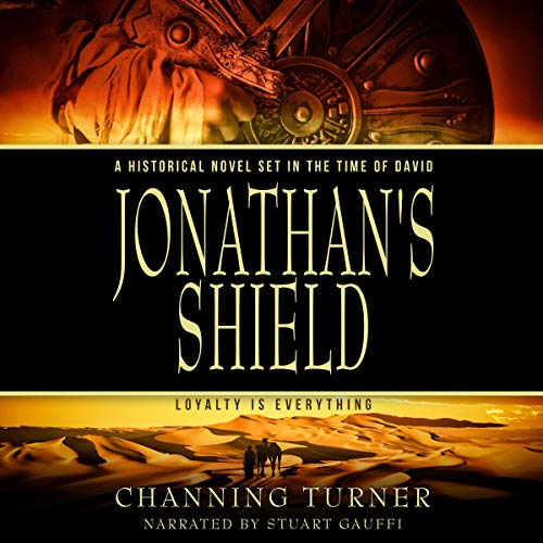 Couverture de Jonathan's Shield