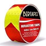 Reflective Tape Outdoor Waterproof High Visibility, 2 in x...