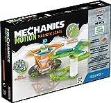 GEOMAG Mechanics, Motion 96 Piezas, construcción magnética, Juegos educativos, Juguete para niños a Partir de 7 años, GMT01