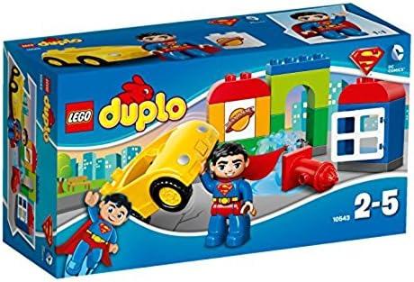 LEGO Duplo Superman 10543 2021 autumn and winter new Luxury