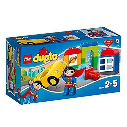 LEGO Duplo - El Rescate de Superman (10543)