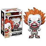 FreeStar Funko Pop Movie : Stephen King'S It - Pennywise (FYE Limited Edition) Figure 3.9inch Vinyl ...