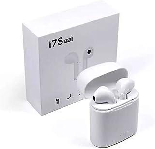 Fone de Ouvido Sem Fio Bluetooth i7S Esportivo Estéreo