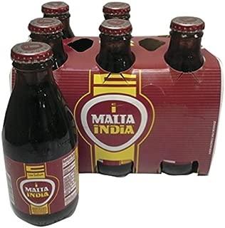 Malta India 7 oz. Case of 6 Bottles