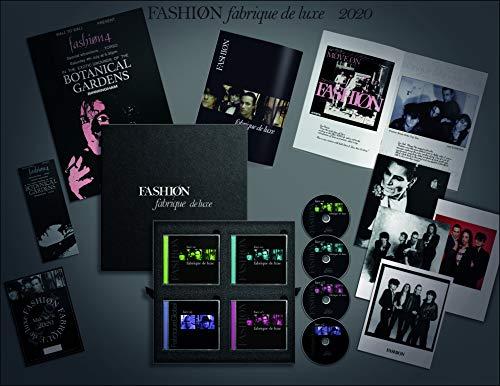 Fabrique (Deluxe 4CD Box)