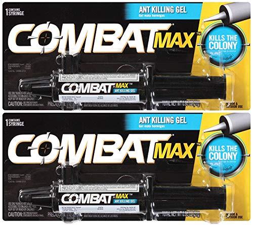 Combat Max, Ant Killing Gel, 27 Grams 2 PACK