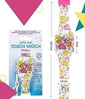 Orologio digitale a LED KIDDUS per bambini, ragazze, adulti. Cinturino comodo in morbido silicone. Batteria giapponese lunga durata. Facilità di lettura e apprendimento dell'ora. #2