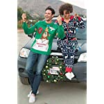 "Tipsy Elves Men's Ugly Christmas Sweater - Happy Birthday Jesus Sweater Green 12 ""****LAST CHANCE! Order Today and Save with our Lowest Priced Deals of the Holiday Season. While supplies last!****"" Tipsy Elves' ugly christmas sweaters are perfect for gifting to all of your friends but most importantly, yourself! Whether you're inside, outside, together or apart, or even stuck in a virtual meeting, whenever you rock your Tipsy Elves gear no one will ever doubt the ferocity of your festive fury. Tipsy Elves' hilariously ugly sweaters are a perfect gift this holiday season, why wait to share the love when you and your friends and family can make everyone laugh with one of our funny sweaters. Whether you're celebrating and matching in person or just catching up online, Tipsy Elves' hilarious holiday clothing will keep everyone looking cozy and warm!"