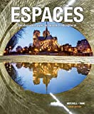 Espaces, 4th Edition Student Textbook Supersite Plus Code Student Activities Manual