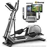 Sportstech LCX800 Vélo elliptique- Marque de qualité Allemande - Vidéo Events et Console Multifonctions multijoueur...