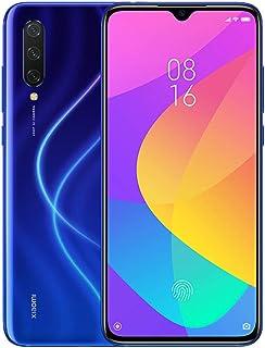 "Xiaomi Mi 9 Lite (128GB, 6GB RAM) 6.39"" Display, Dual SIM GSM Factory Unlocked - US & Global 4G LTE International Version (Aurora Blue, 128 GB)"