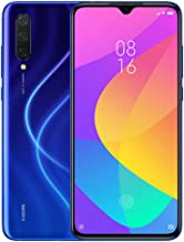 "Xiaomi Mi 9 Lite 64GB + 6GB RAM, 6.39"" AMOLED FHD+ LTE 48MP AI Triple Camera Factory Unlocked Smartphone - Global Version (Aurora Blue)"