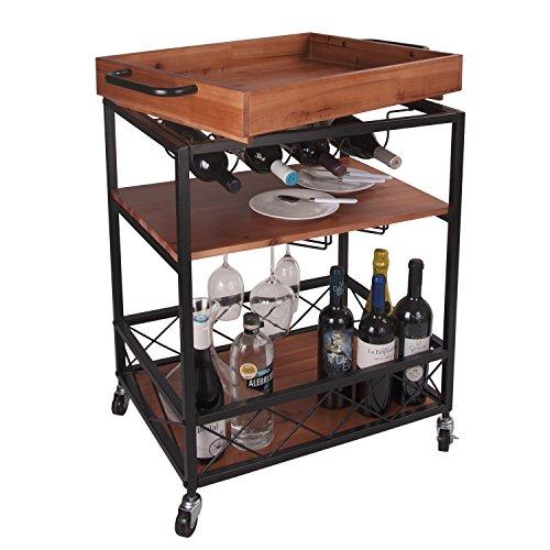 LEVE Kitchen Serving Cart