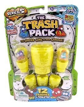 Trash Pack Series #5 Figure 12-Pack